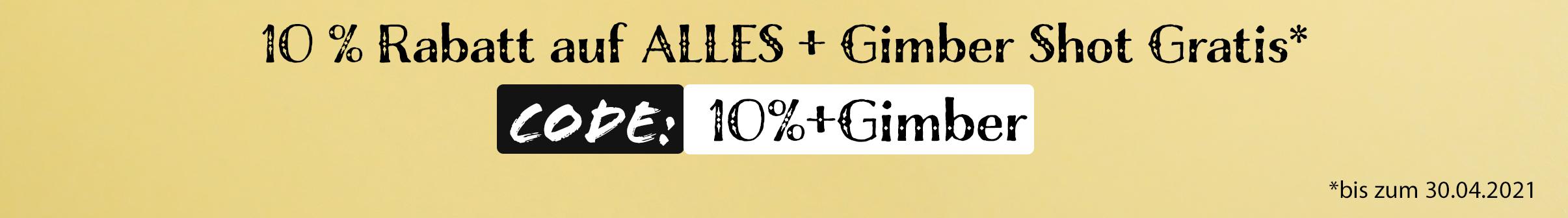10%+Gimber