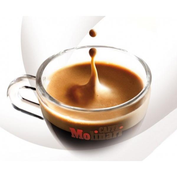 caff molinari espresso kapseln 100 arabica geeignet f. Black Bedroom Furniture Sets. Home Design Ideas
