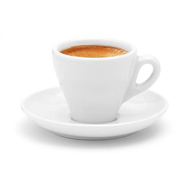 luxpresso dickwandige espressotassen italia wei. Black Bedroom Furniture Sets. Home Design Ideas