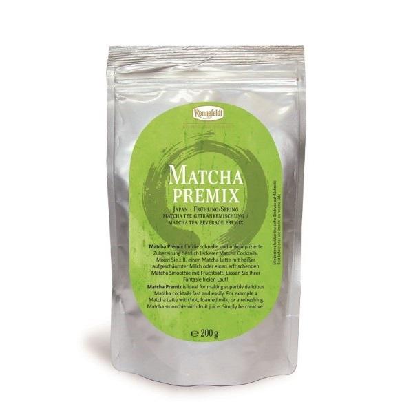 Matcha Tee Matcha Grünteepulver Premix 200 G 1695